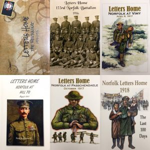 Publications by the Norfolk Remembers Committee