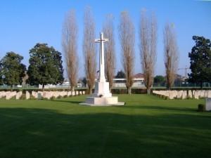 Cesena War Cemetery